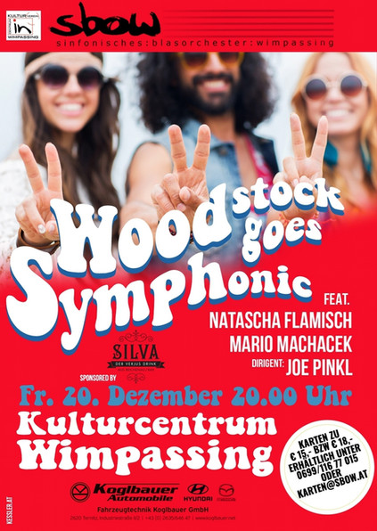 Woodstock goes Symphonic