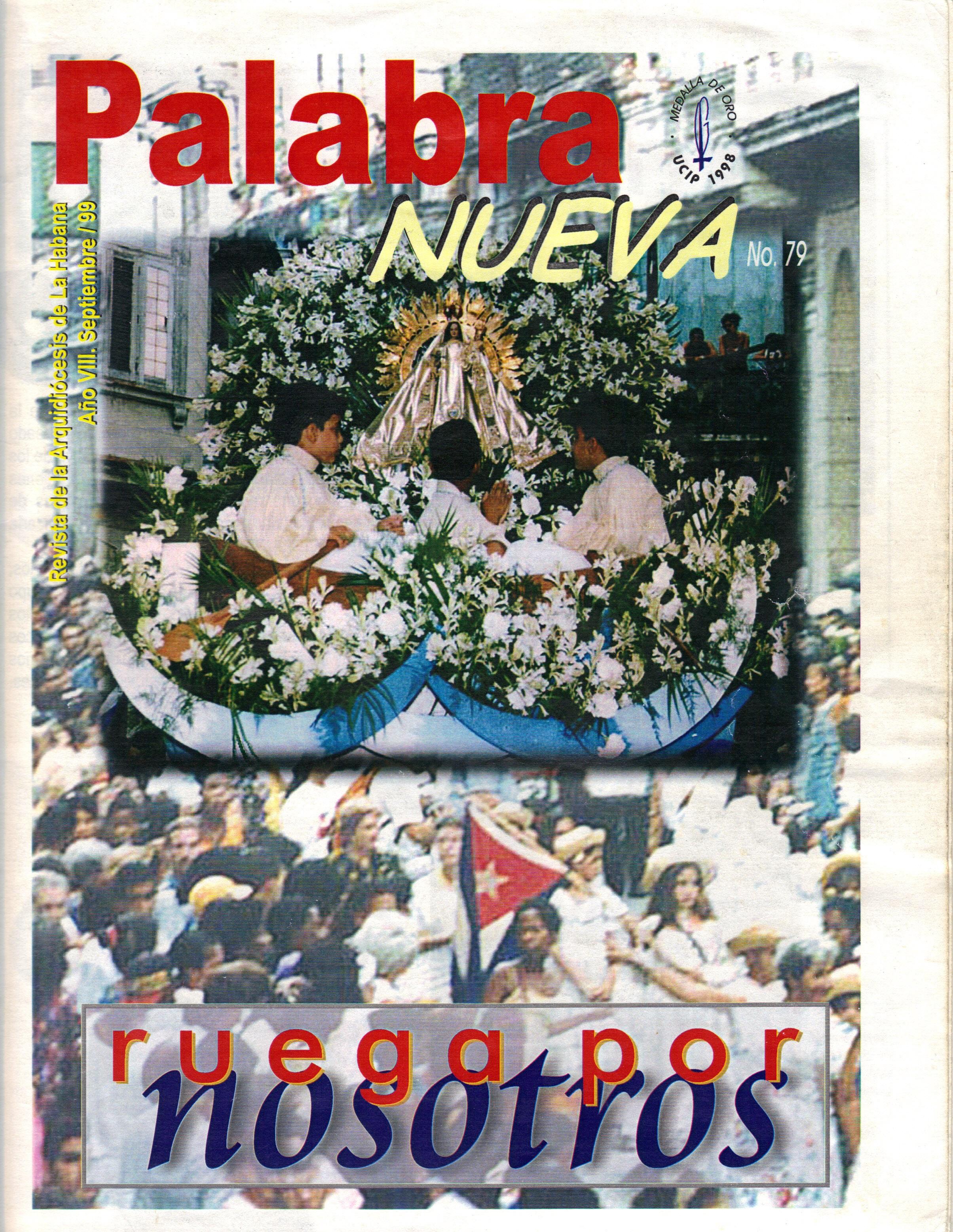 Revista Palabra Nueva, 1999, Cuba
