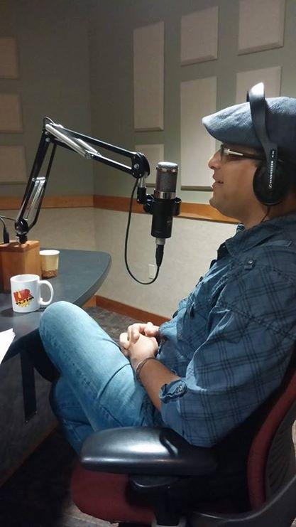 Radio Interview in Kube 93