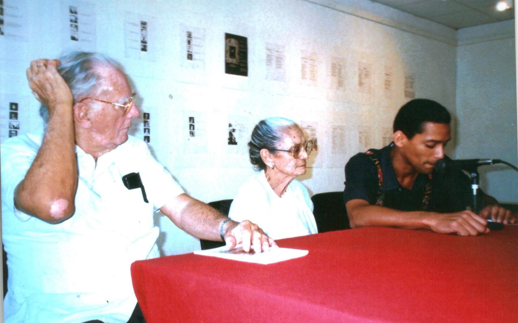 En La Habana con Serafina Núñez