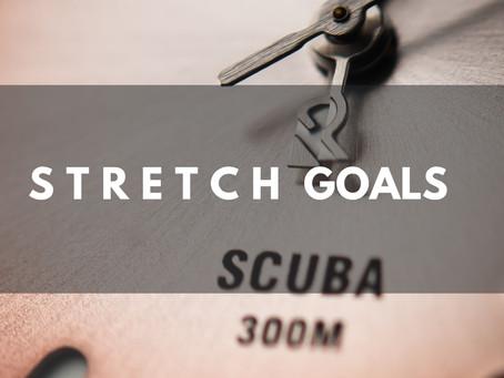 SCUBA S-T-R-E-T-C-H Goals