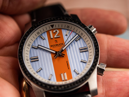 What Goes into Designing a Roebuck Watch?