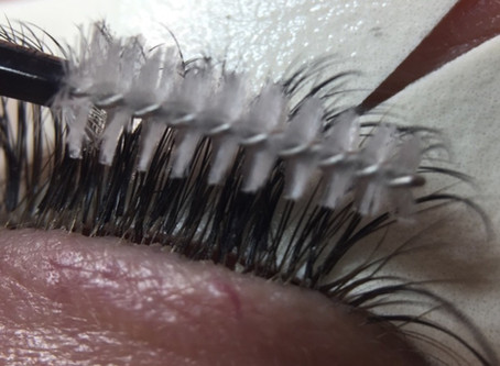 Yes, wash your lash extensions!!