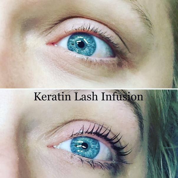 Keratin Lash Infusion Plus Tint
