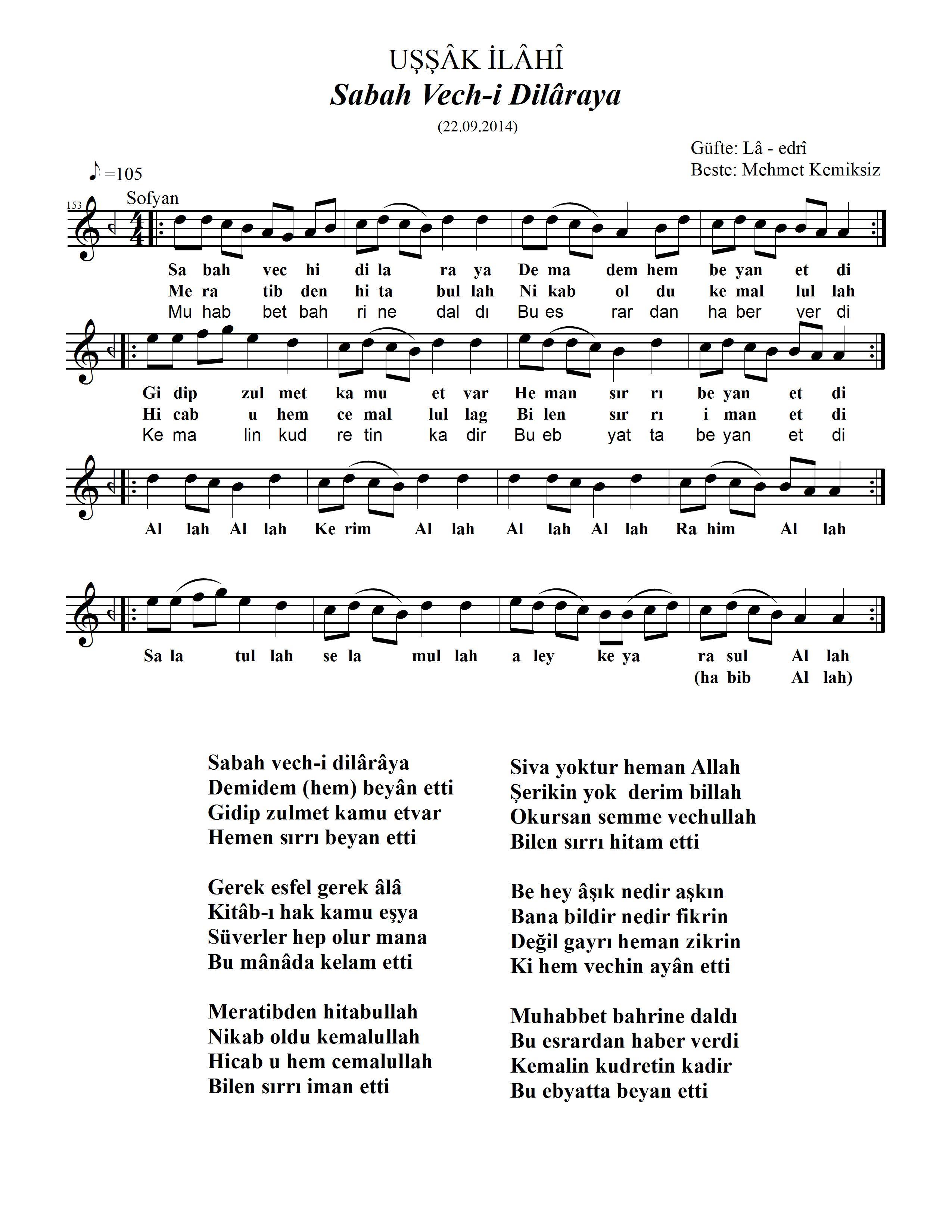 153-Ussak-Sabah Vechi