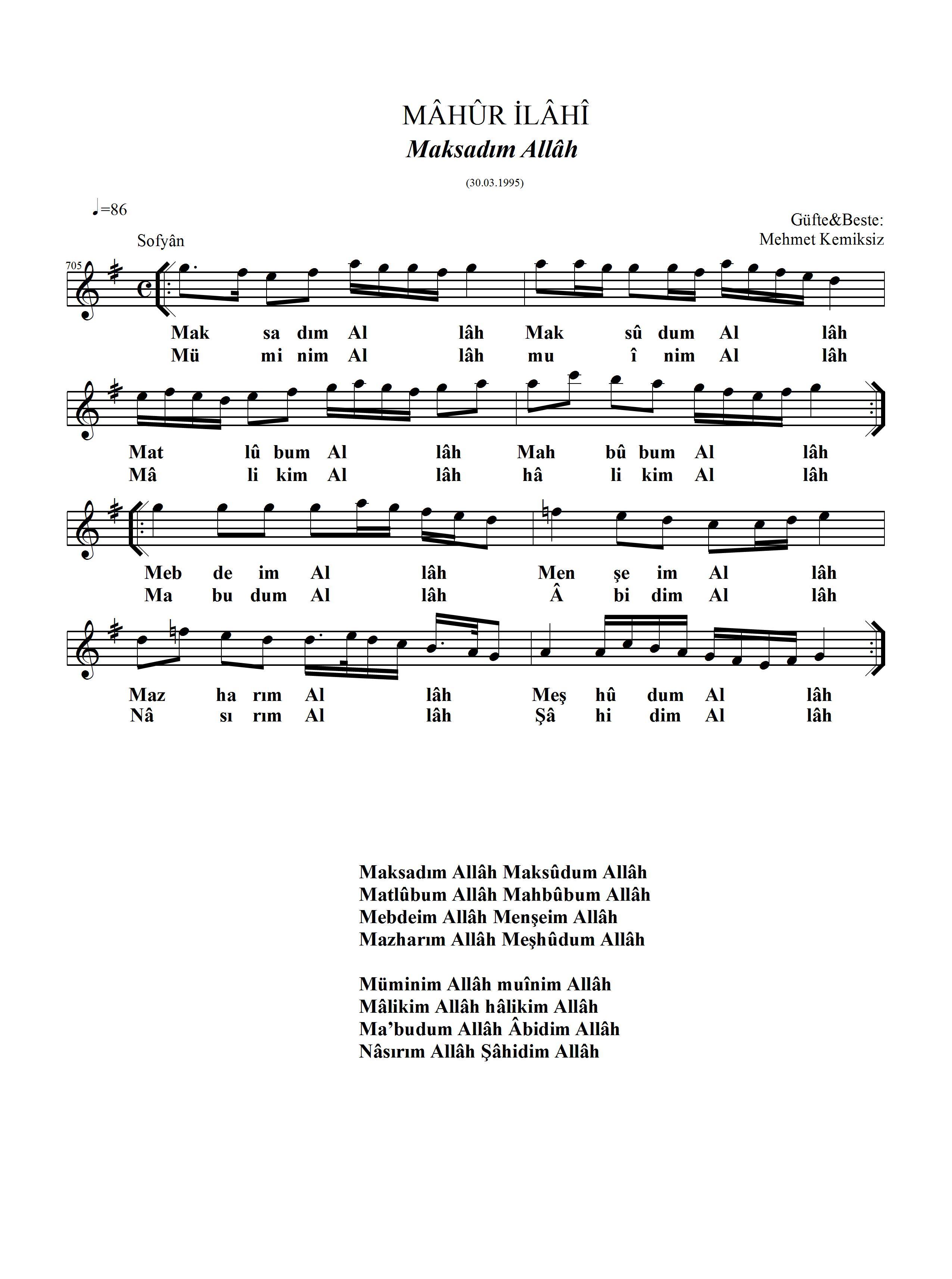 705-Mahur-MaksadimAllah