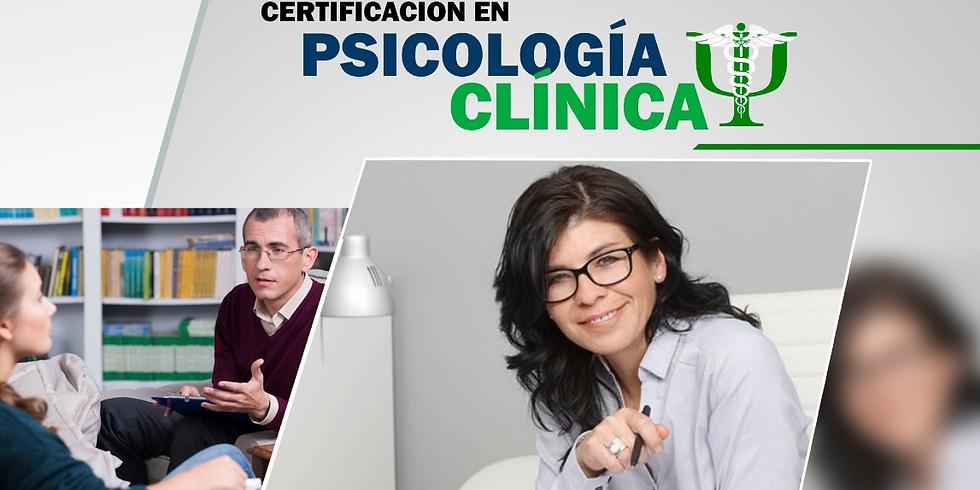 Certificación en Psicología Clínica