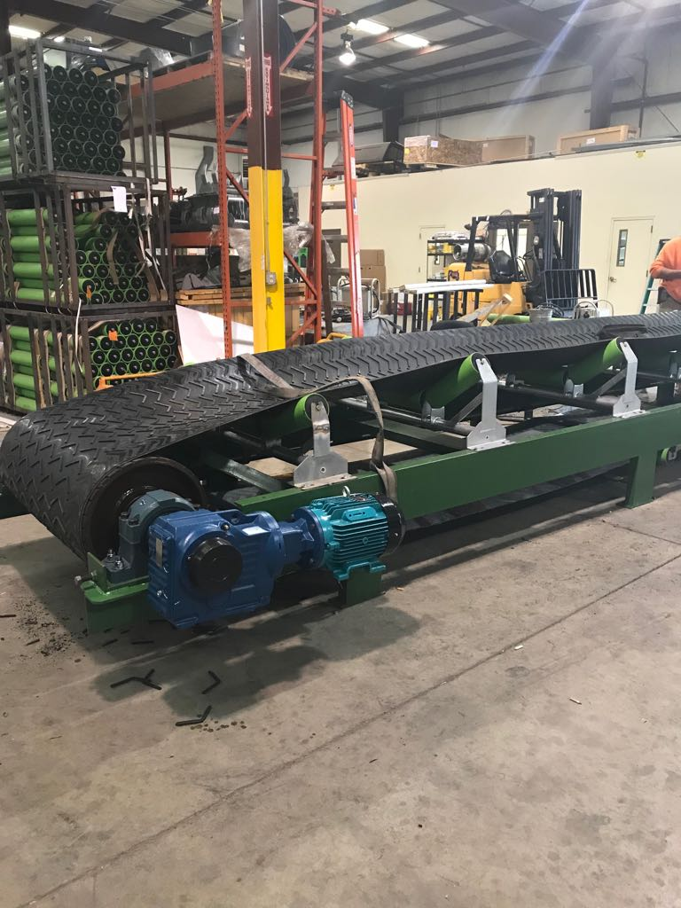 QCS Conveyor Complete Build