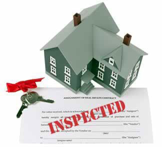 Home or property inspection