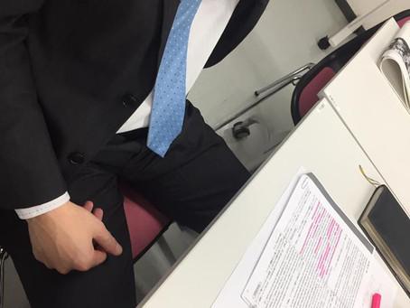 日本で働く弁護士さんも英会話が。。。