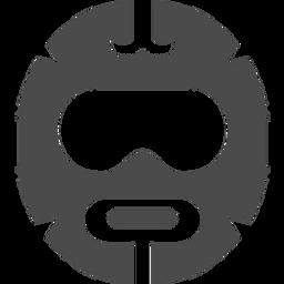 覆面レスラーの無料アイコン1