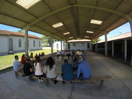 Primeira Reunião do Projeto Selo Socioambiental dos Produtos da Agrofloresta Faxinalense