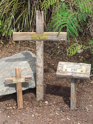Memorial Cross or Plinth