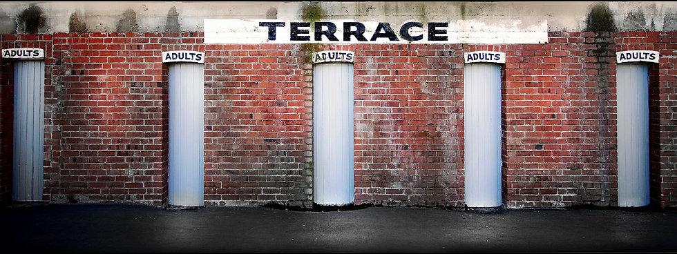 Carisbrook Terrace doors entrance Dunedin New Zealand photo © Starfish Photos | Design Michele Newman Photographer