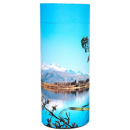 cremation ash scatter tube new zealand nz lake hayes ©tributes funeral supplies
