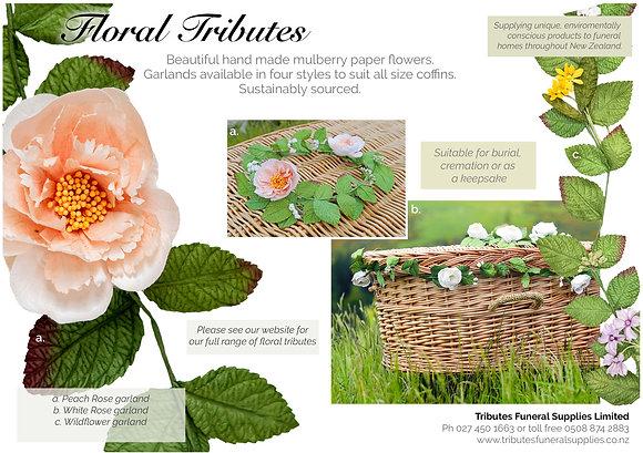 Flowers brochure