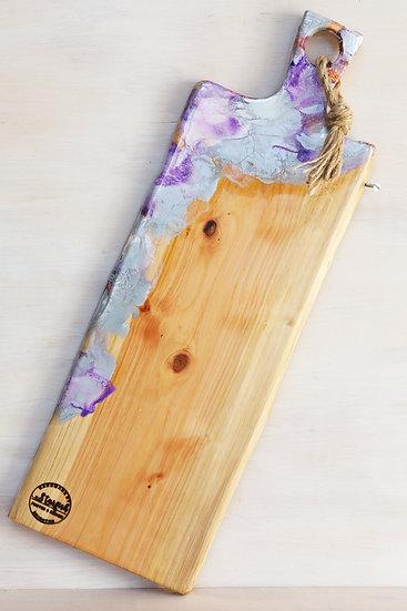 Lilac Dreams - Grazing board