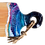 resin grazing cheese serving board blue pools Central Otago colours nz made Oregon