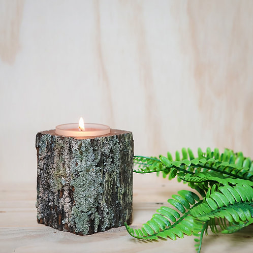 Remembrance Candle - Woodland
