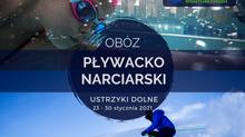 Obóz Pływacko-Narciarski, 23-30 stycznia Ustrzyki Dolne