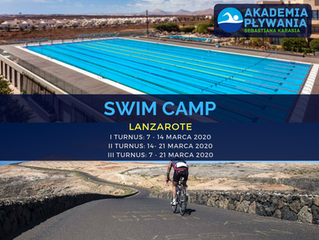 SwimCamp Lanzarote 7-14.03 i 14-21.03.2020