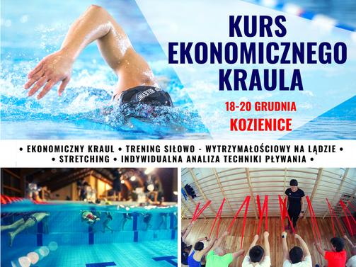 Kurs Ekonomicznego Kraula - 18-20 Grudnia- Kozienice