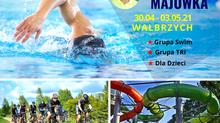 Sportowa Majówka - 30.04 - 03.05.21 - Wałbrzych