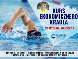 Kurs Ekonomicznego Kraula - 13.01.19 Warszawa