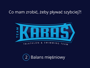 Co zrobić, żeby pływać szybciej?