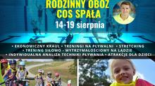 Rodzinny obóz sportowo-rekreacyjny/ Kurs Ekonomicznego Kraula- 14.08-19.08.21