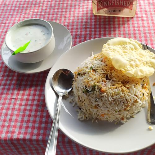 ביראני על הצוק בוורקלה דרום הודו