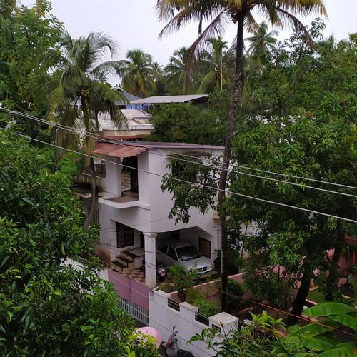 וורקלה כפר בדרום הודו