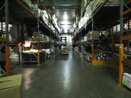 Local Wholesale Meat Supplier Installs LED Upgrade