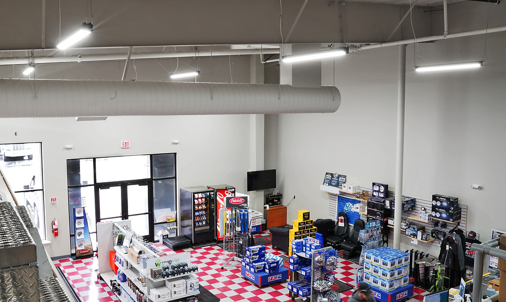 front end store