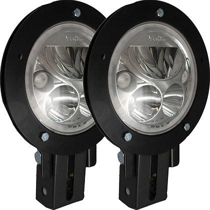 "7"" Round LED Snow Plow Headlight Kit"