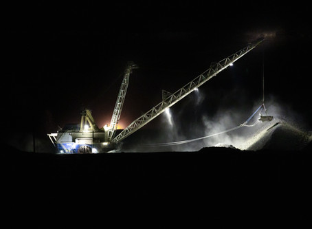 Read How this Mine Site Benefits from Vision X LED Technology