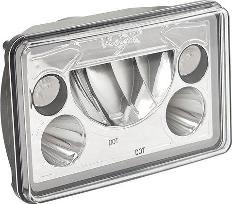 "4""X6"" VX Series LED Headlight"