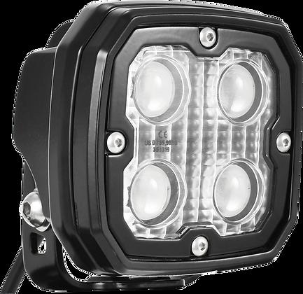 Blue Safety Spot Beam Duralux 4 LED