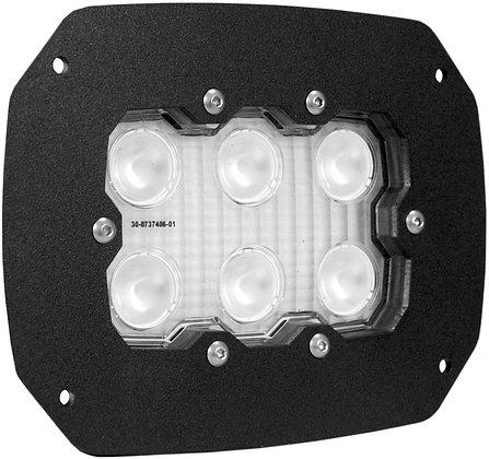 Duralux 6 Flush Mount LED Work Light