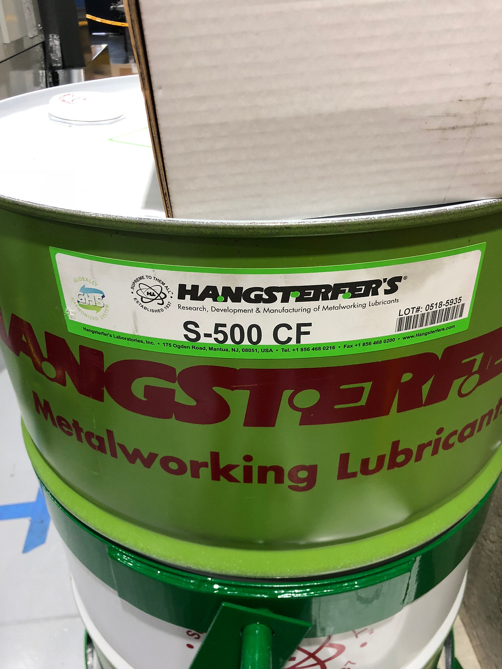 Hangsterfer's Cutting Oil