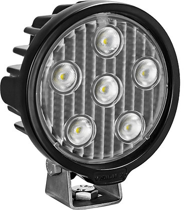 VL Series: Round Housing 6 LED