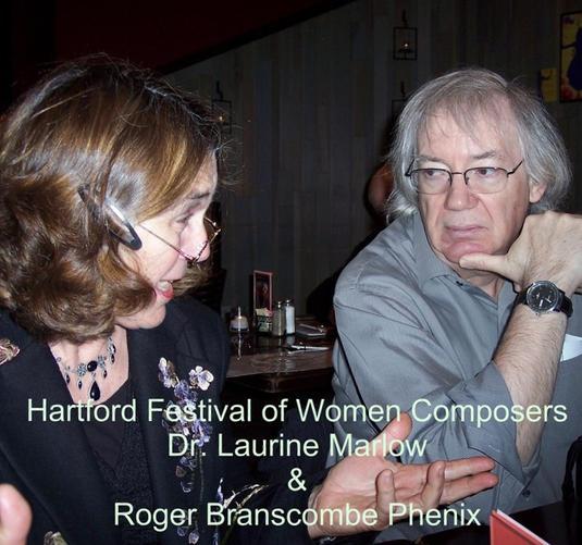 Women Composers Festival, Hartford, CT