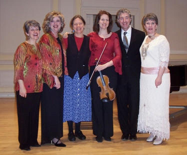 Women Composers from the MacDowell Colony Concert, Library of Congress, Washington DC