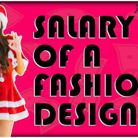 Salary of Fashion Designers in India | How Much Does A Fashion Designer Earn?