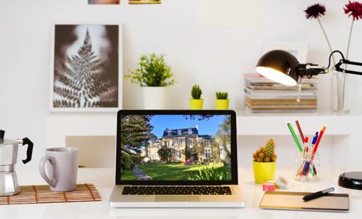 Création du site internet Villa Meinga