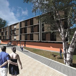 Residencial Estudiantiles UTN El Roble