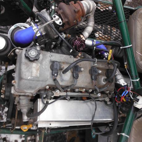 01 turbo 2RZ
