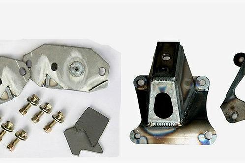 22R/RE  to 5vz-fe V6 conversion motor mounts 79-95 Toyota pickup & 4 Runner