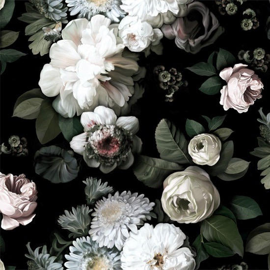 Ellie-Cashman-Design-wallpaper-dark-flor