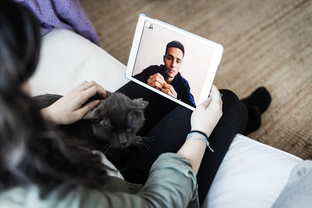 Eric Acebes Psicoterapeuta en Granollers, sesiones individuales y familiares, presenciales y online